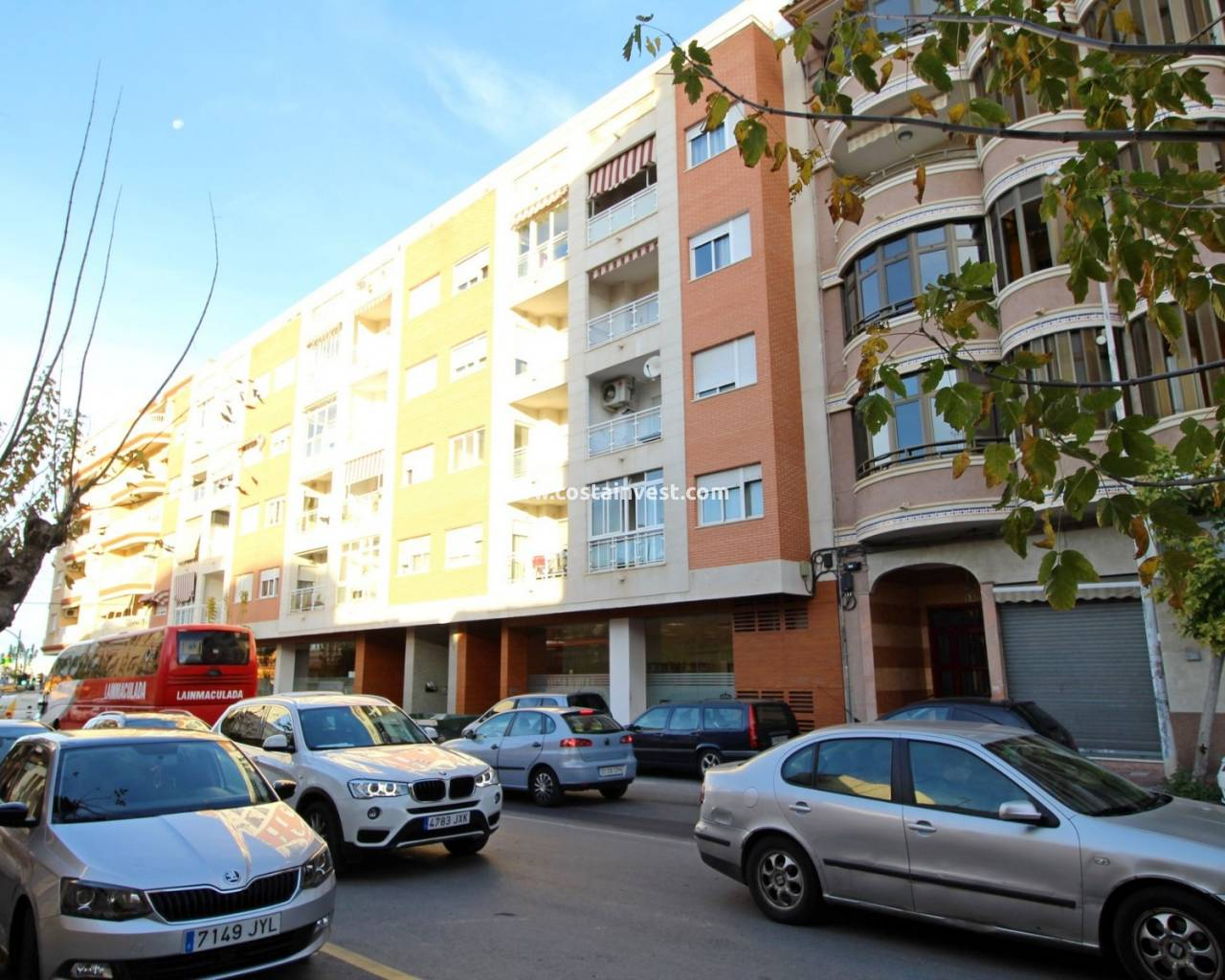 Herverkoop - Appartement - Torrevieja - Downtown