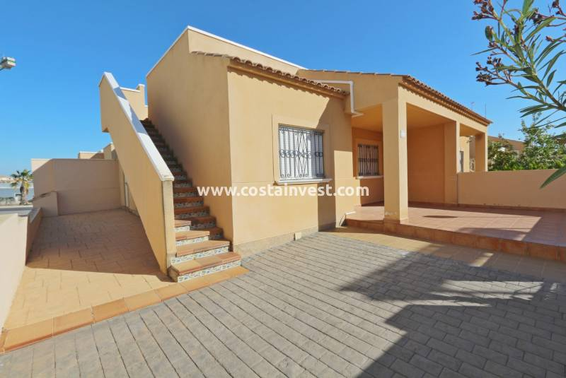 Semidetached Villa - Resale - Orihuela Costa - Punta Prima