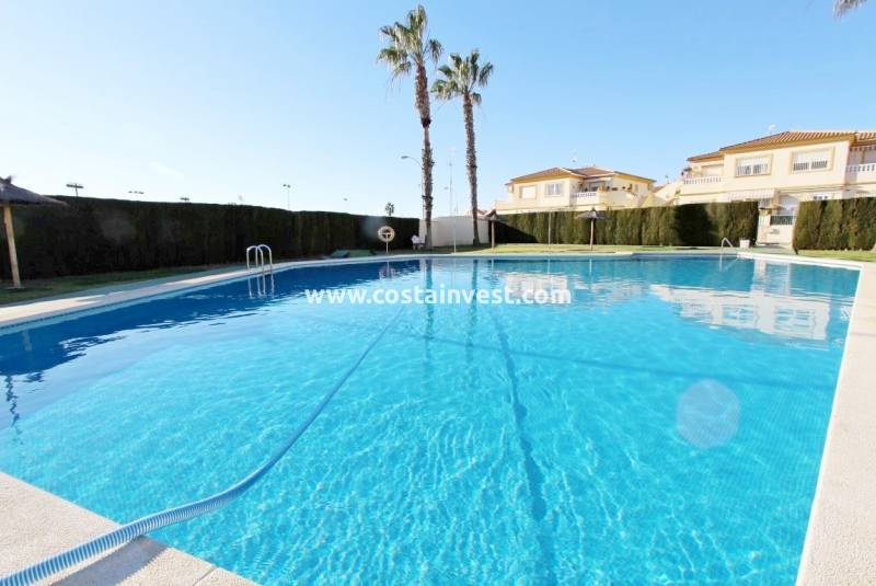 Ground floor apartment - Resale - Orihuela Costa - Playa Flamenca