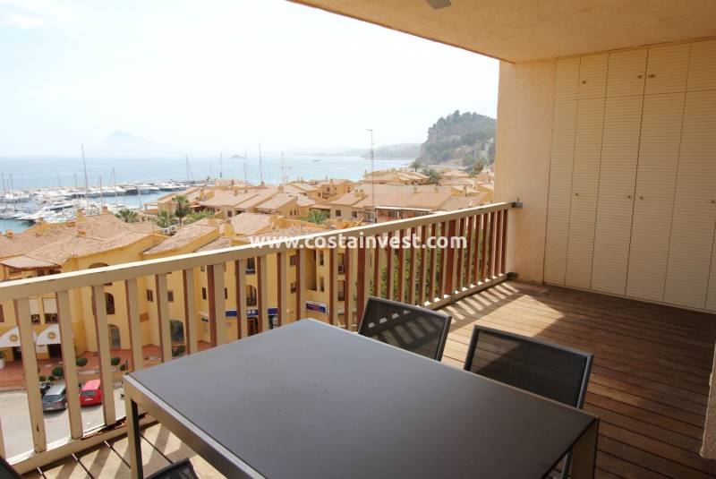 Apartment - Resale - Altea - Campomanes