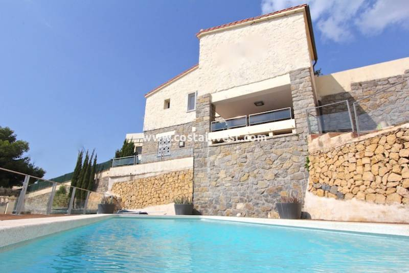 Townhouse - Resale - Altea - Campomanes