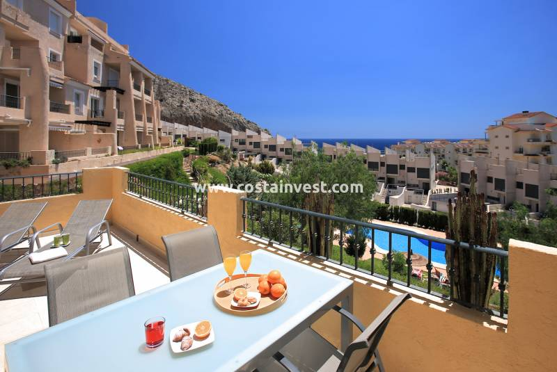 Apartment - Revânzare - Altea - Mascarat