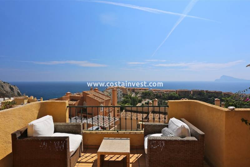 Townhouse - Resale - Altea - Mascarat