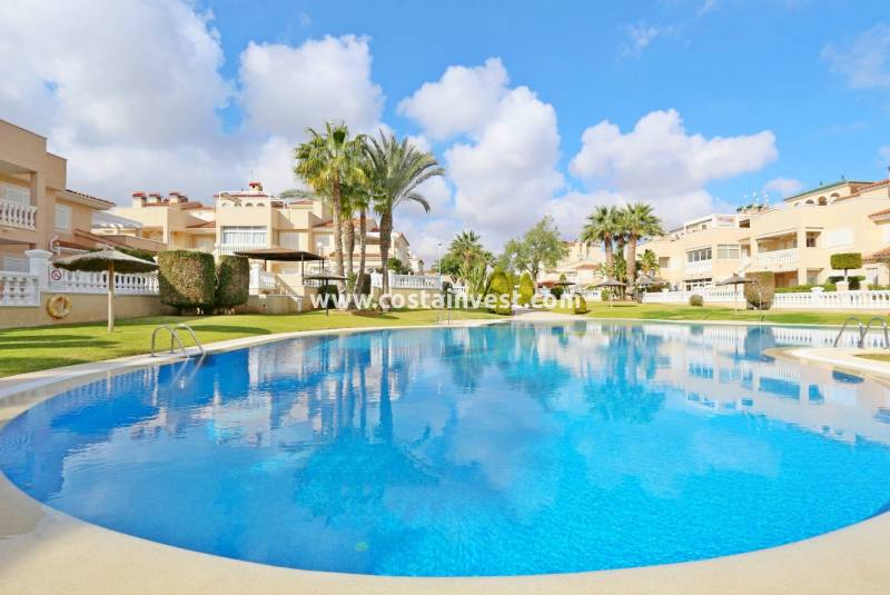 Apartament tip bungalow  - Inchiriere - Orihuela Costa - Playa Flamenca