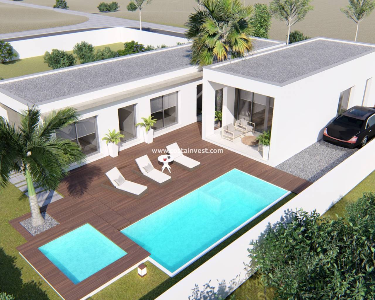 New Build - Villa - Formentera del Segura