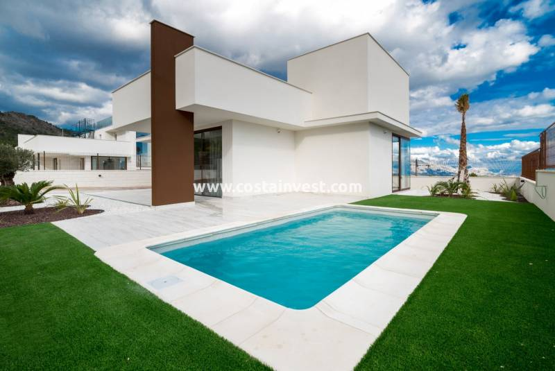 Villa - New Build - Benidorm - Polop