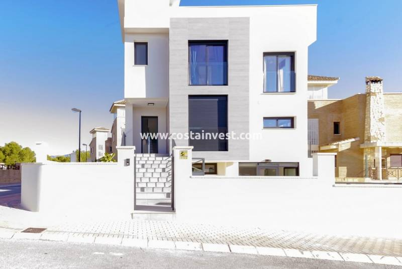 Villa - New Build - Benidorm - La Nucía