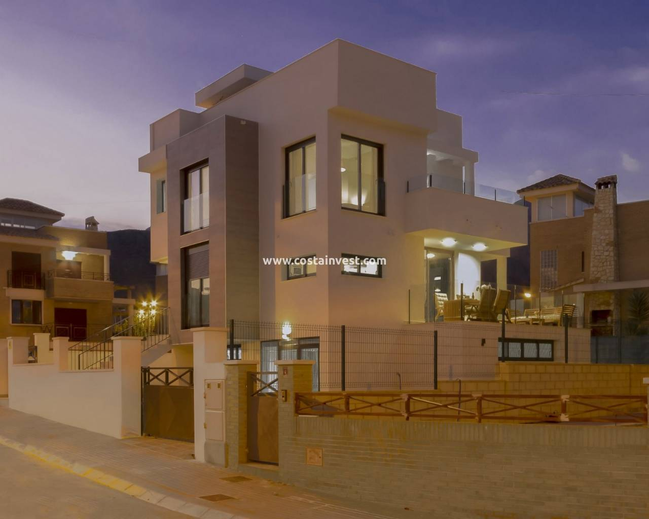 New Build - Villa - Benidorm - La Nucía