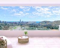 New Build - Apartment - Benidorm