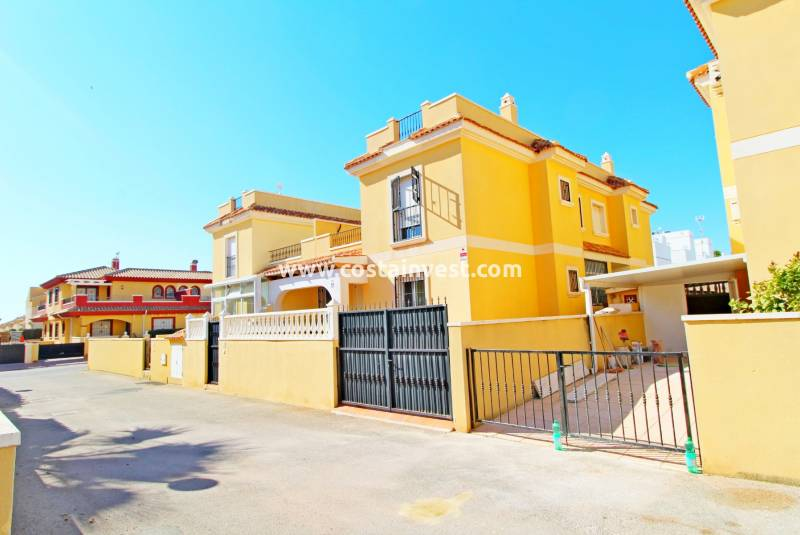 Semidetached Villa - Resale - Ciudad Quesada - Ciudad Quesada