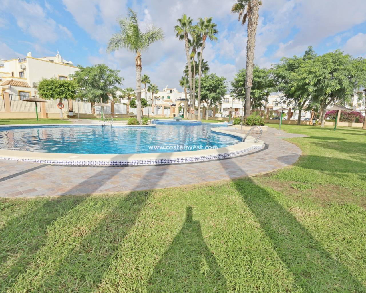 Resale - Townhouse - Orihuela Costa - La Florida