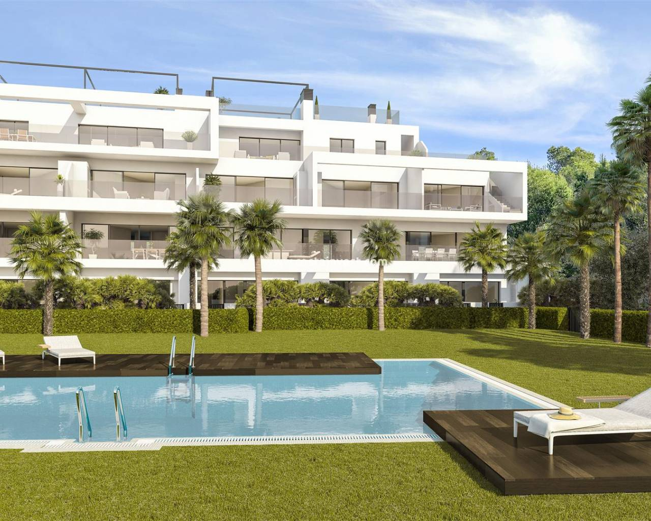 Neubau - Apartment - Orihuela Costa - Colinas golf