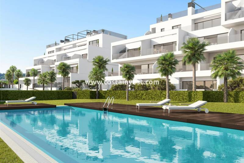 Appartement - Nouvelle construction - Orihuela Costa - Colinas golf