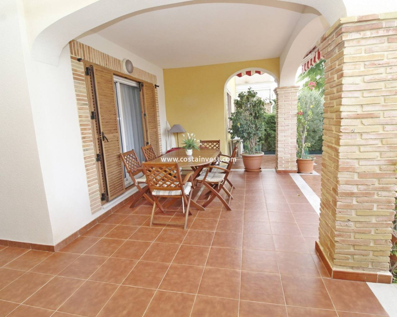 Resale - Bungalow - Orihuela Costa - Playa Flamenca
