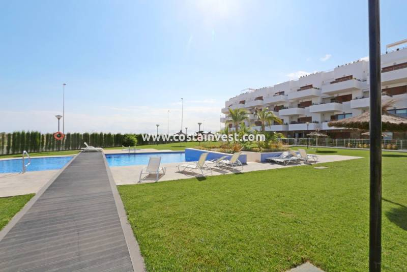 Apartment - Rental - Orihuela Costa - Lomas de Cabo Roig