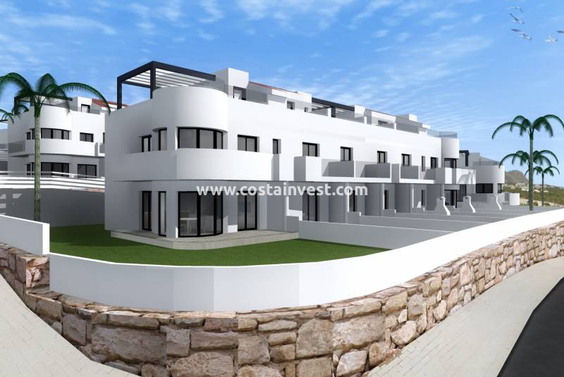 Townhouse - New Build - Benidorm - Finestrat