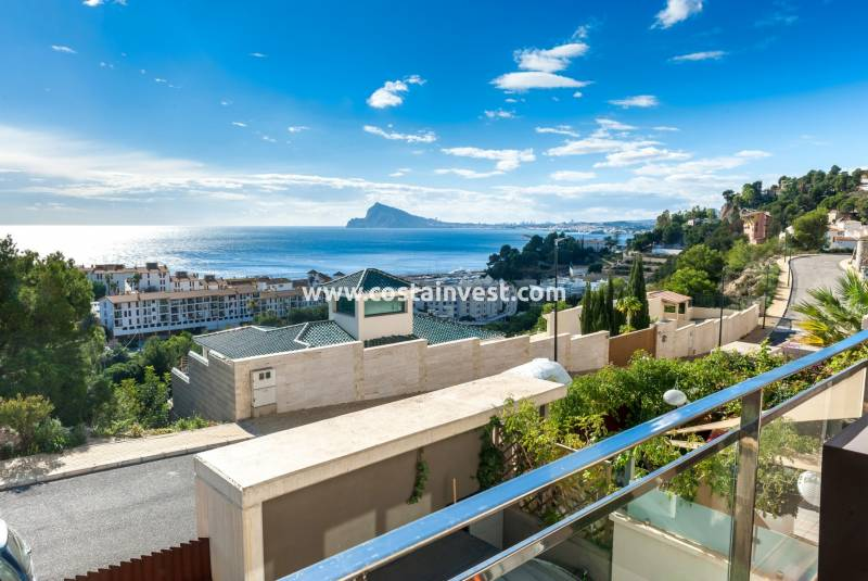 Apartment - Revânzare - Altea - Campomanes
