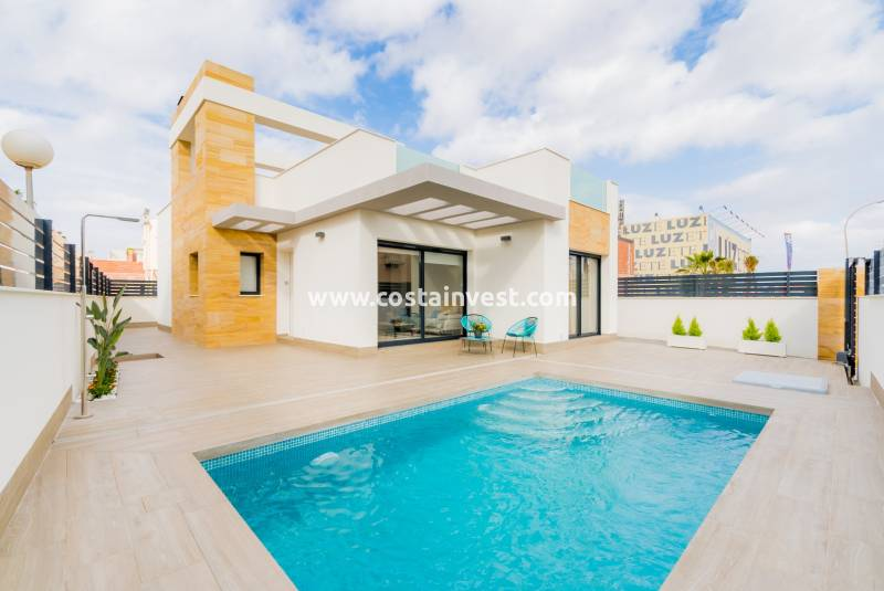 Villa - New Build - Torrevieja - Torreta