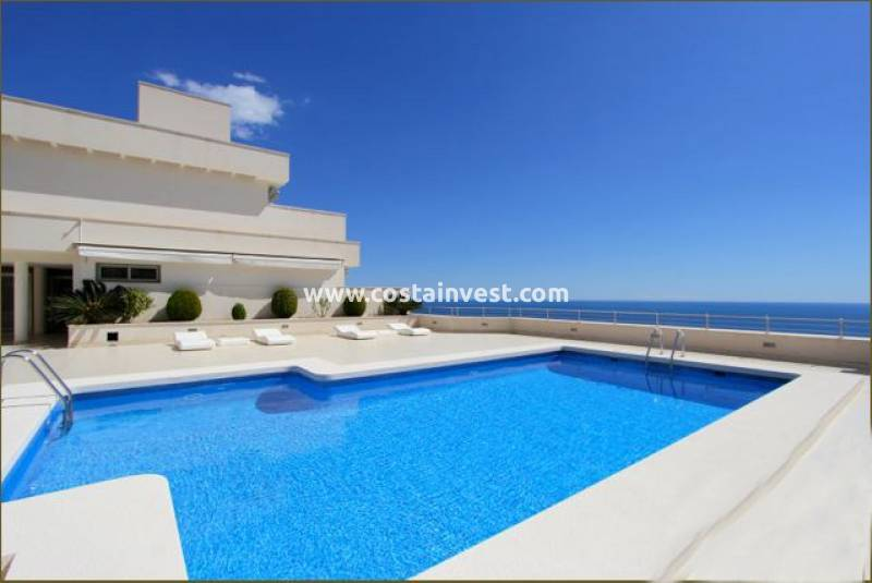 Apartment - Neubau - Altea - Altea