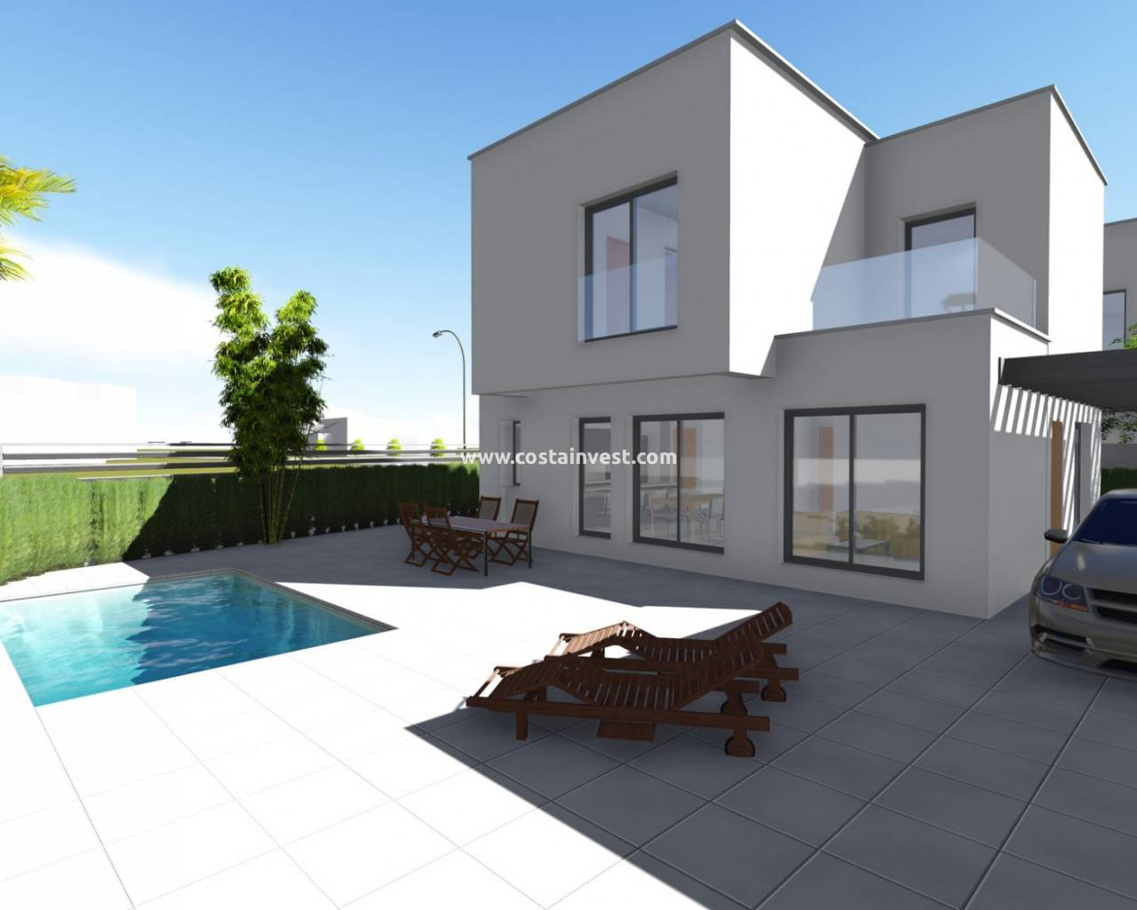 New Build - Villa - San Pedro del Pinatar
