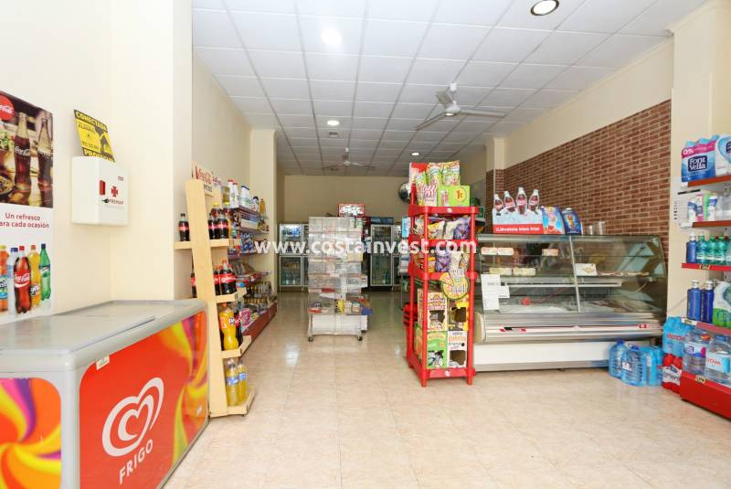 Commercial - Resale - Torrevieja - Downtown