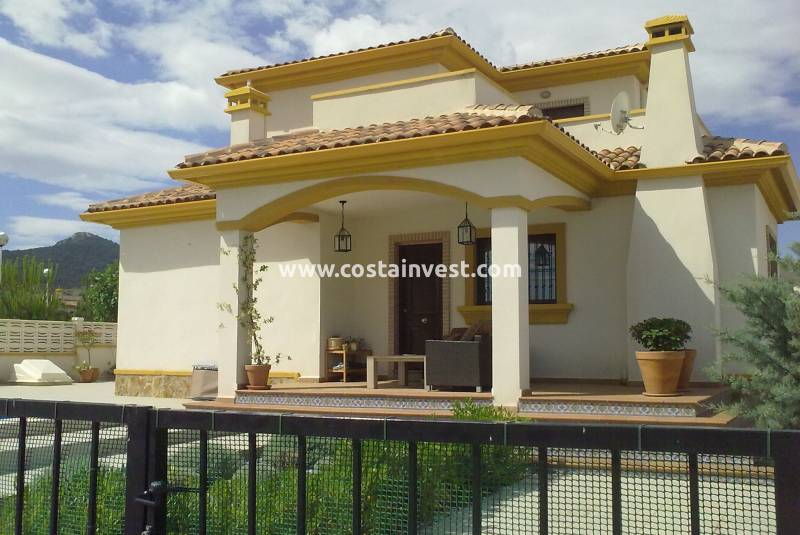 Villa - New Build - Hondon de las Nieves - Hondon de las Nieves