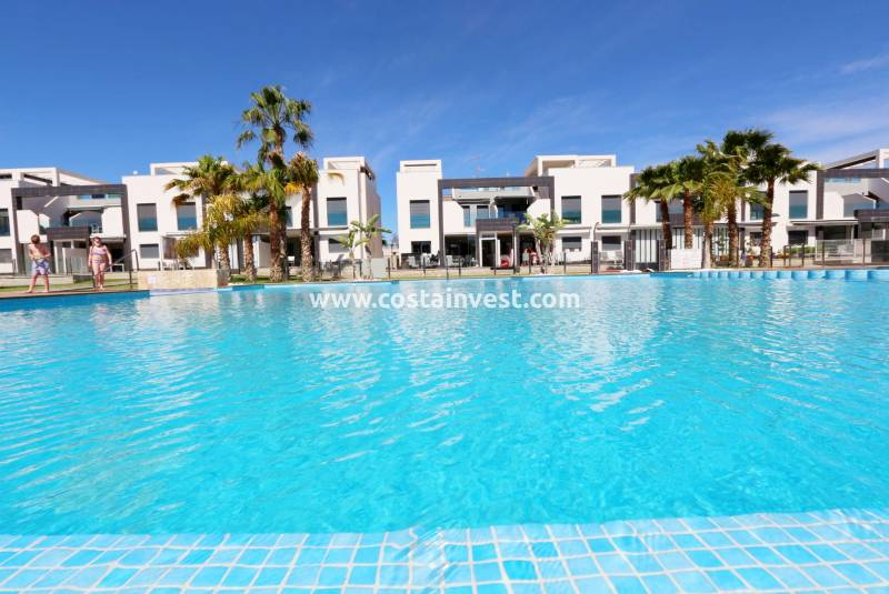 Ground floor apartment - Herverkoop - Orihuela Costa - Playa Flamenca