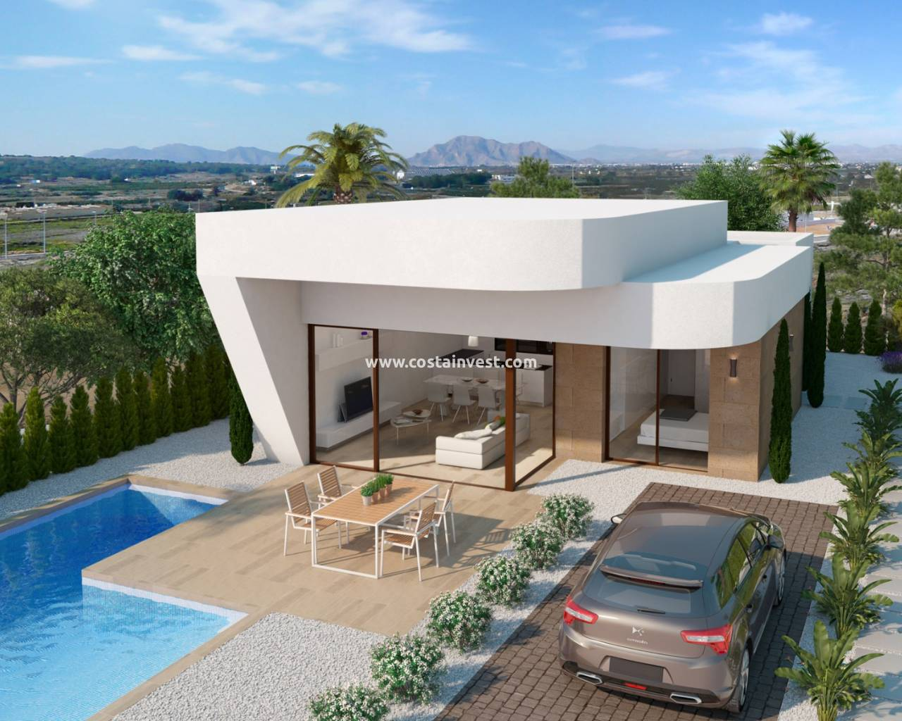 New Build - Villa - Benijófar - Benijofar