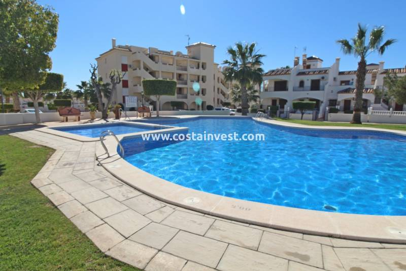 Apartment - Wiederverkauf - Orihuela Costa - Playa Flamenca