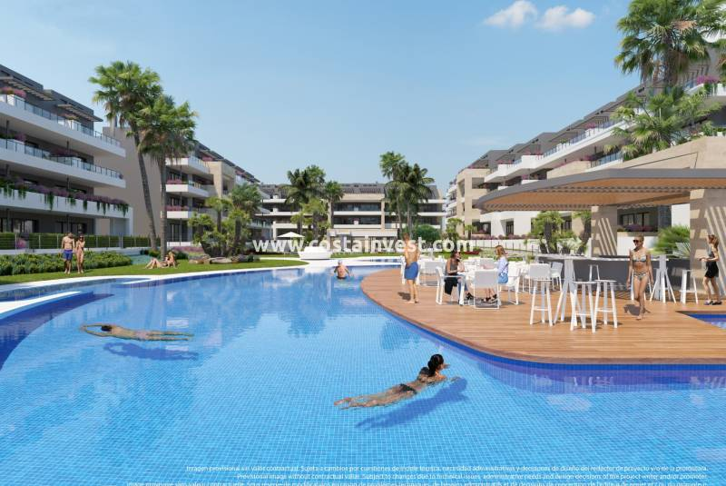 Apartment - Construcția nouă - Orihuela Costa - Playa Flamenca