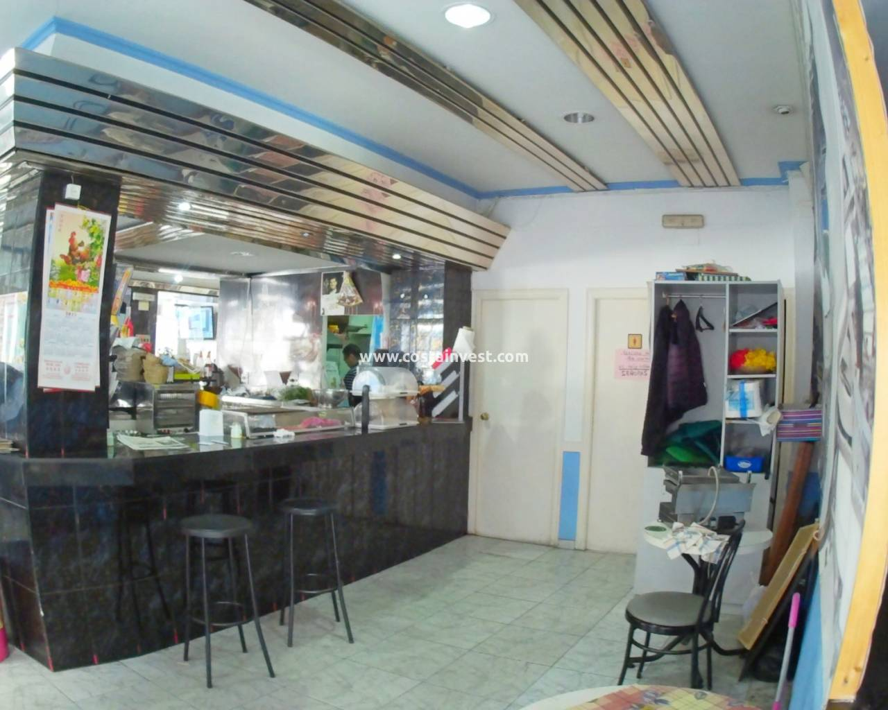 Rental - Bar/Restaurant - Torrevieja - Downtown