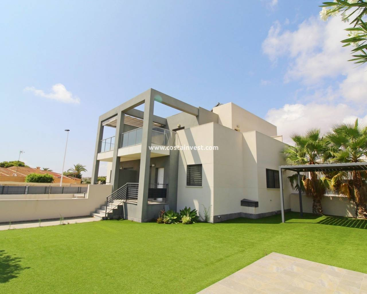 New Build - Semidetached Villa - Torrevieja - Calas