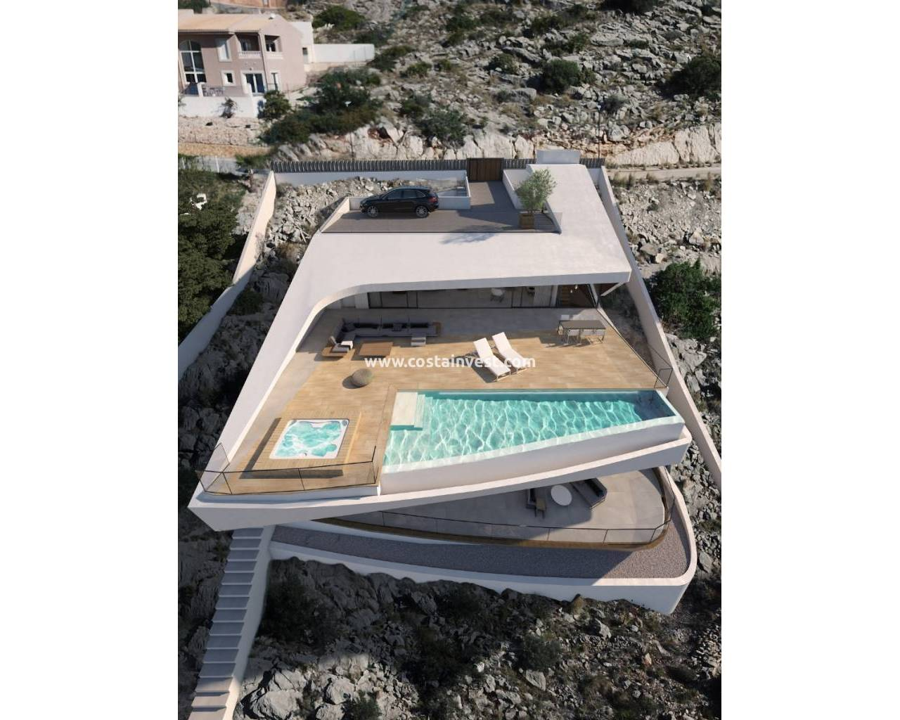 New Build - Villa - Altea - Altea Hills