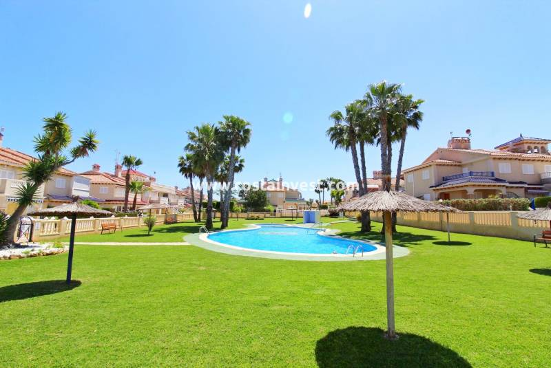 Ground floor apartment - Herverkoop - Orihuela Costa - La Zenia