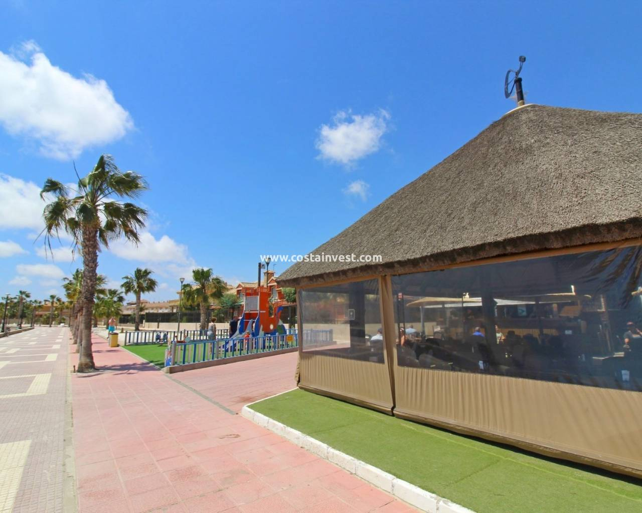 New Build - Bungalow - Los Alcázares