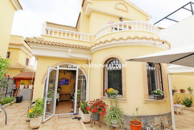 Villa - Resale - Orihuela Costa - Castillo de don Juan