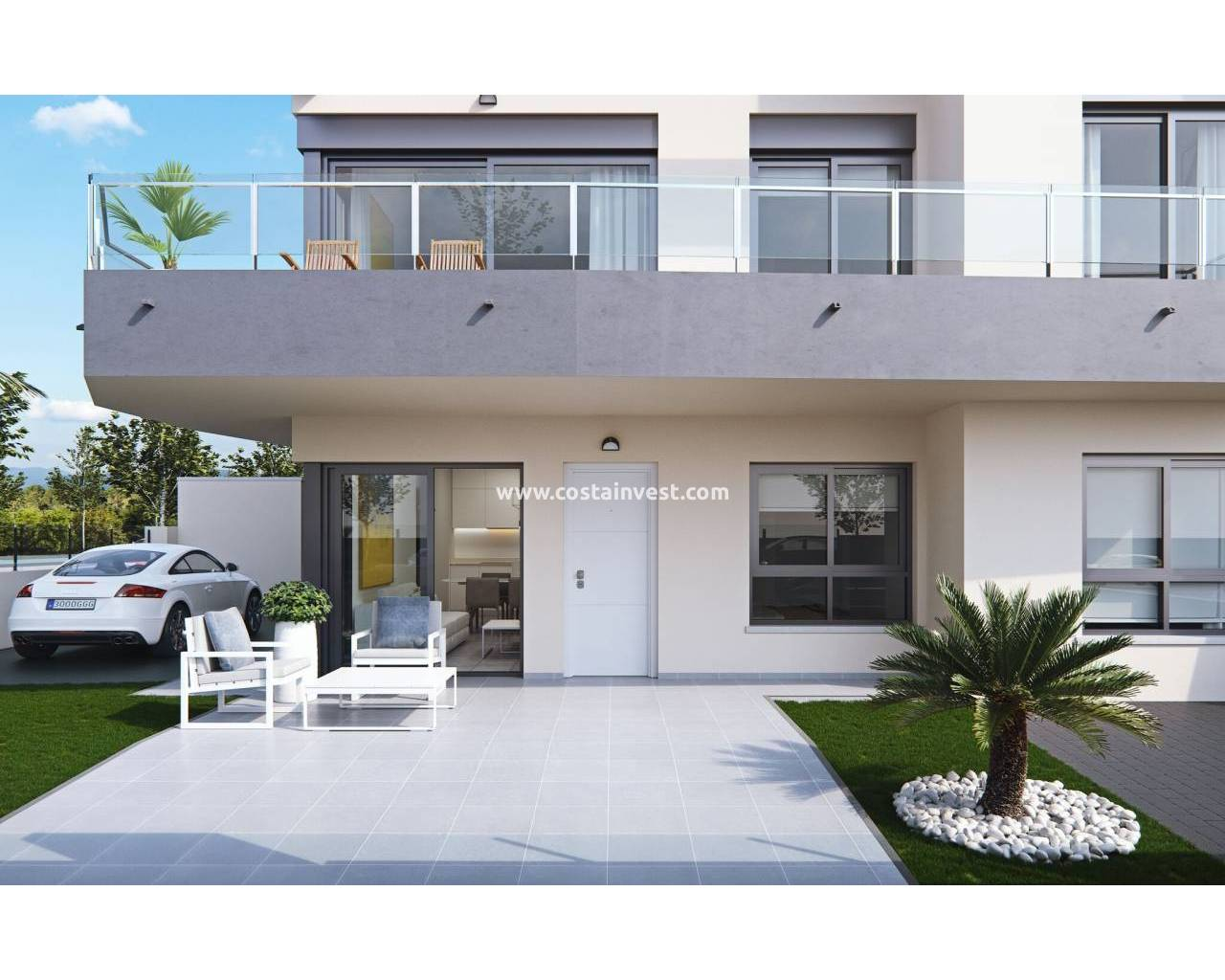 New Build - Bungalow - Torre de la Horadada