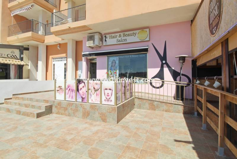 Commercial - Resale - Orihuela Costa - Playa Flamenca