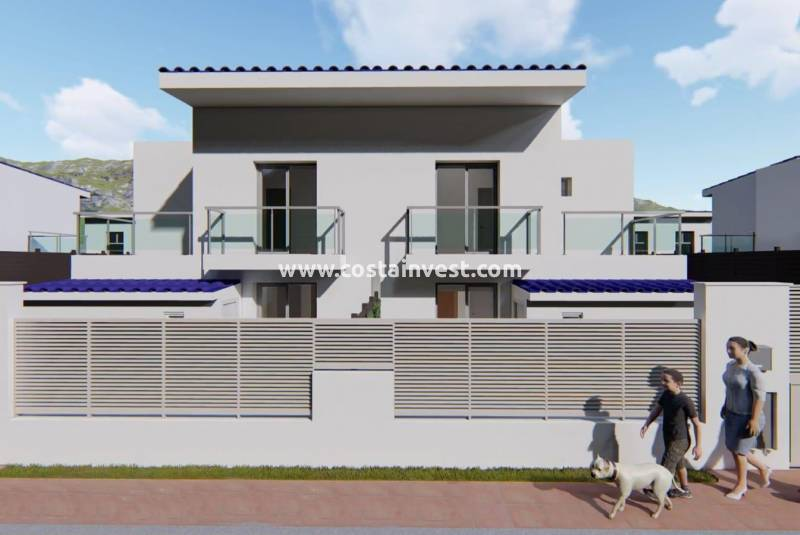 Semidetached Villa - New Build - Cox - Cox