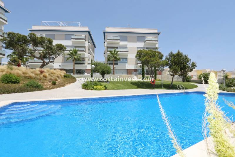 Apartment - Resale - Orihuela Costa - Villamartín