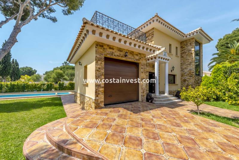 Villa - New Build - Orihuela Costa - Dehesa de Campoamor