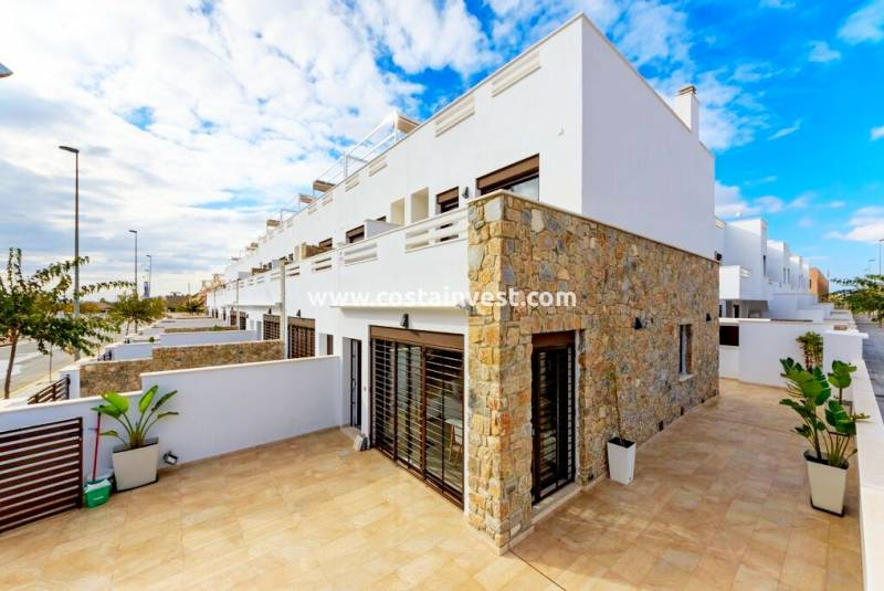 Semidetached Villa - New Build - Torrevieja - Torrevieja