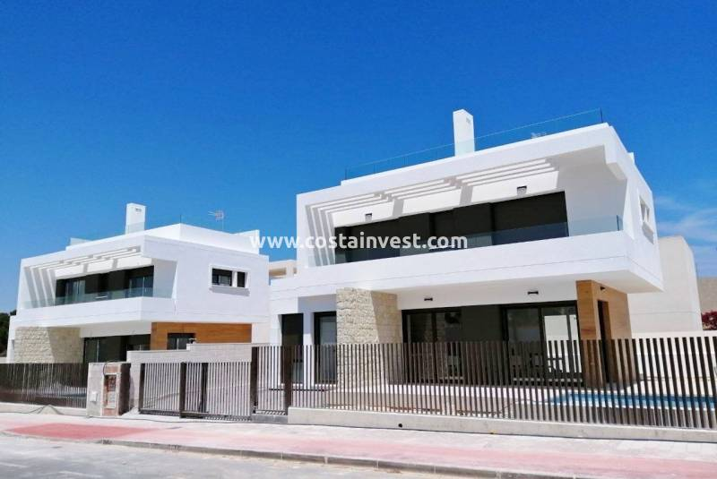 Villa - New Build - Orihuela Costa - Mil Palmeras