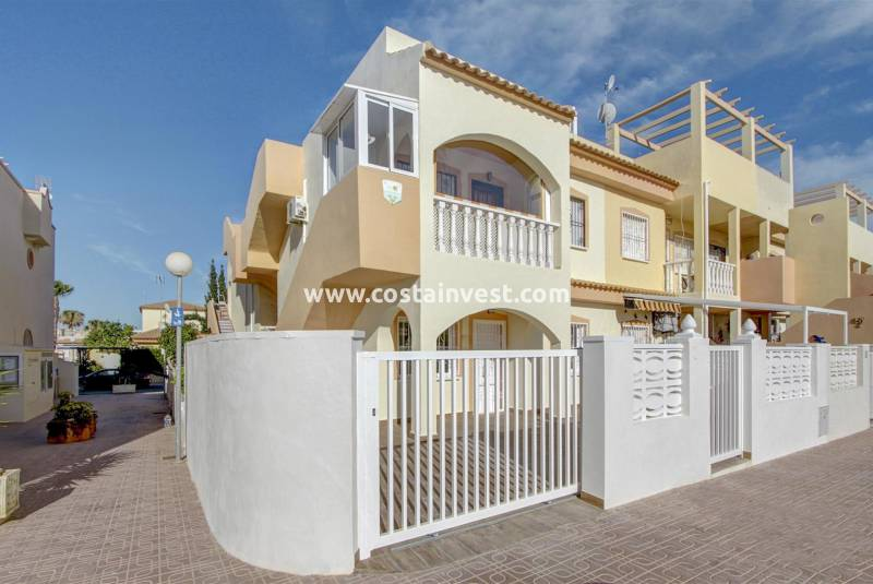 Ground floor apartment - Herverkoop - Orihuela Costa - La Florida