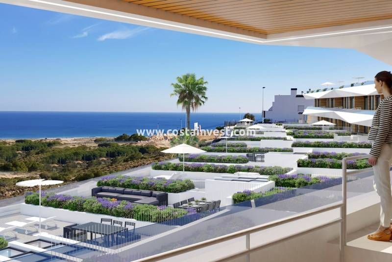 Bungalow - New Build - Alicante - Arenales del Sol