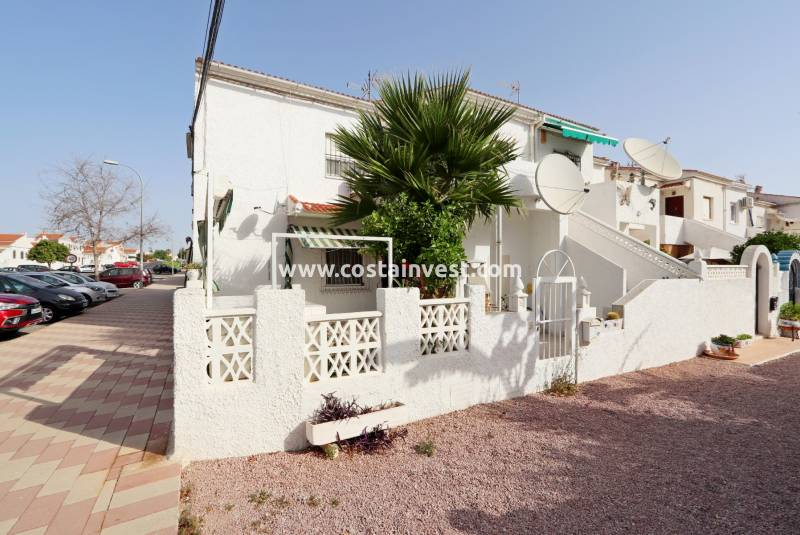 Ground floor apartment - Herverkoop - Torrevieja - El Chaparral / La Siesta