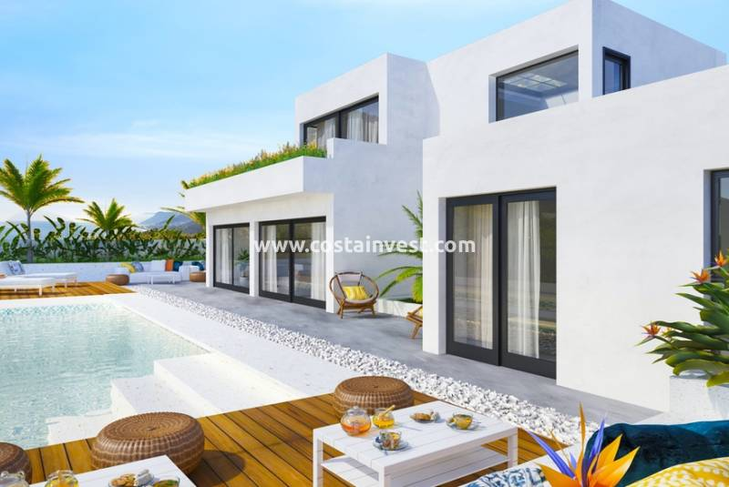 Villa - New Build - Benidorm - Finestrat