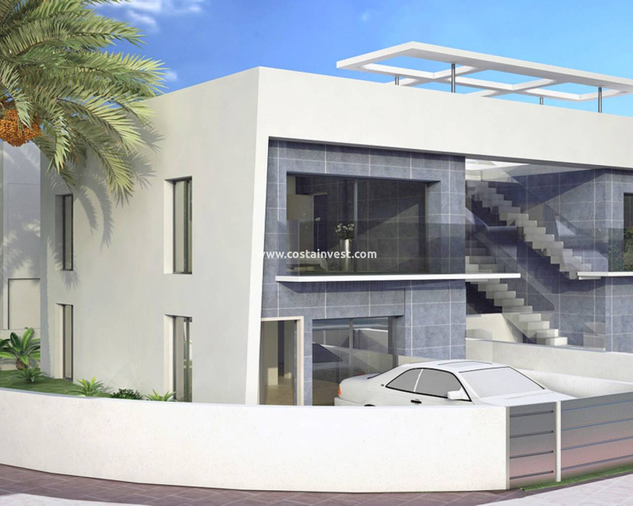 New Build - Bungalow - Alicante - Gran Alacant