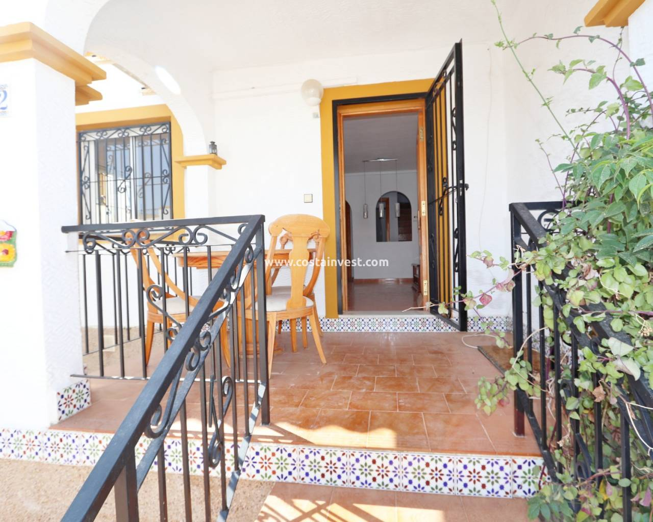 Resale - Semidetached Villa - Orihuela Costa - Los Altos