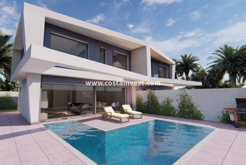 Semidetached Villa - New Build - Alicante - Gran Alacant